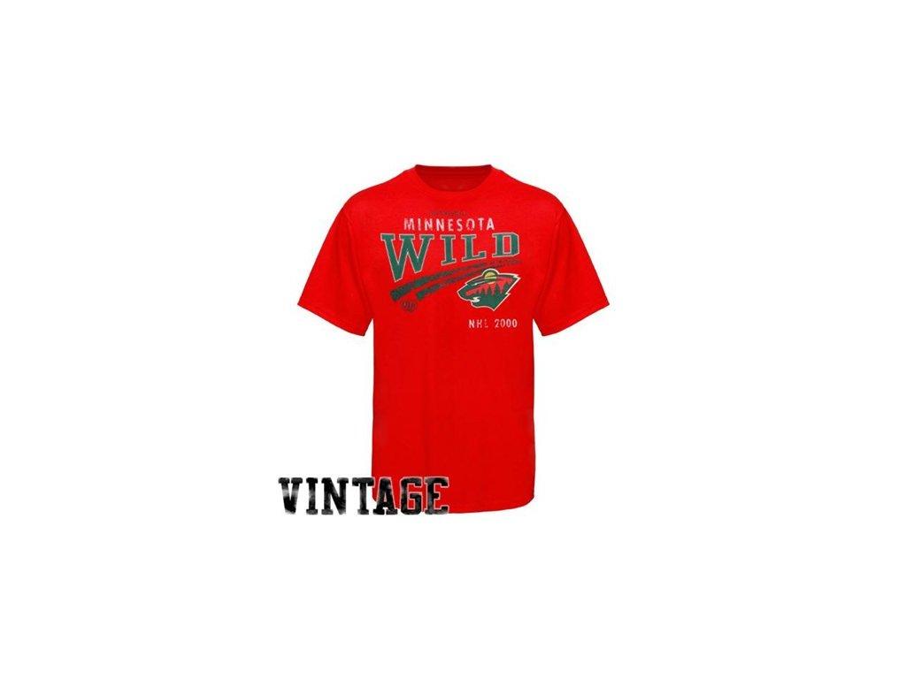 NHL tričko Minnesota Wild Knuckles