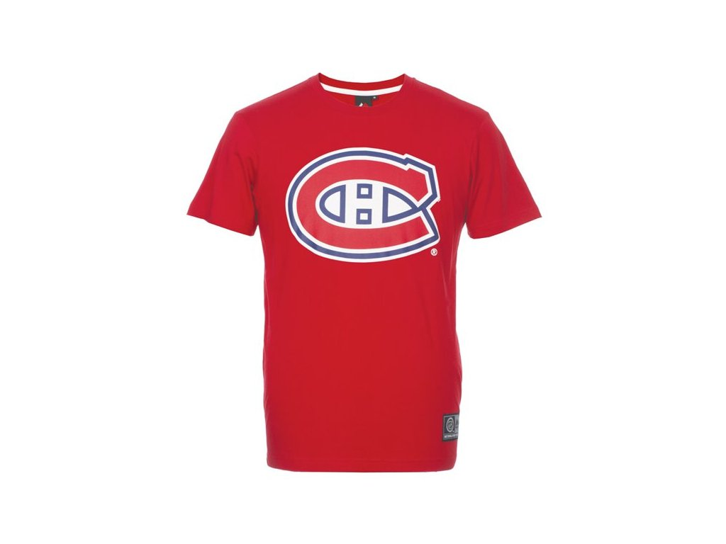 NHL tričko Montreal Canadiens Bergen Logo Blue