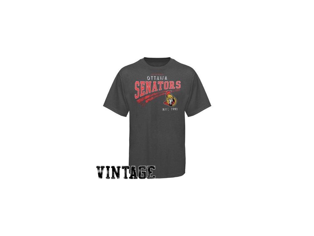 NHL tričko Ottawa Senators Knuckles