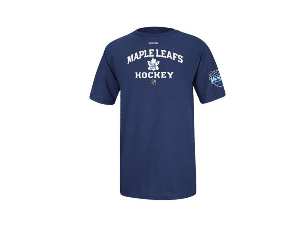 NHL tričko Toronto Maple Leafs Winter Classic 2014 Center Ice Authentic