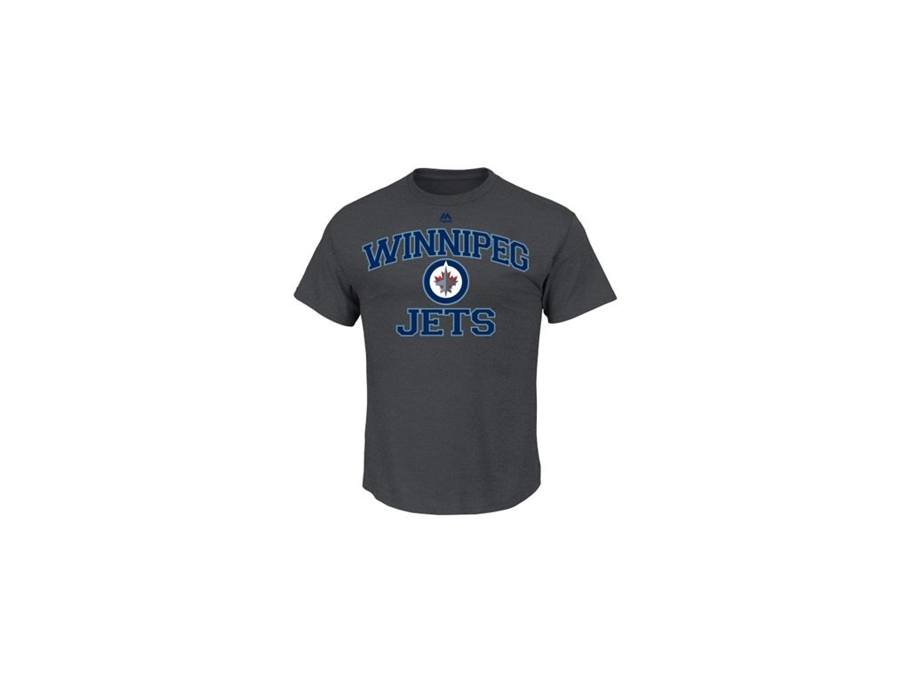 NHL tričko Winnipeg Jets Heart and Soul