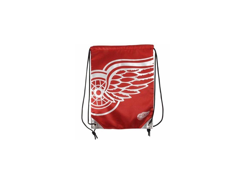 NHL vak Detroit Red Wings Metallic Drawstring
