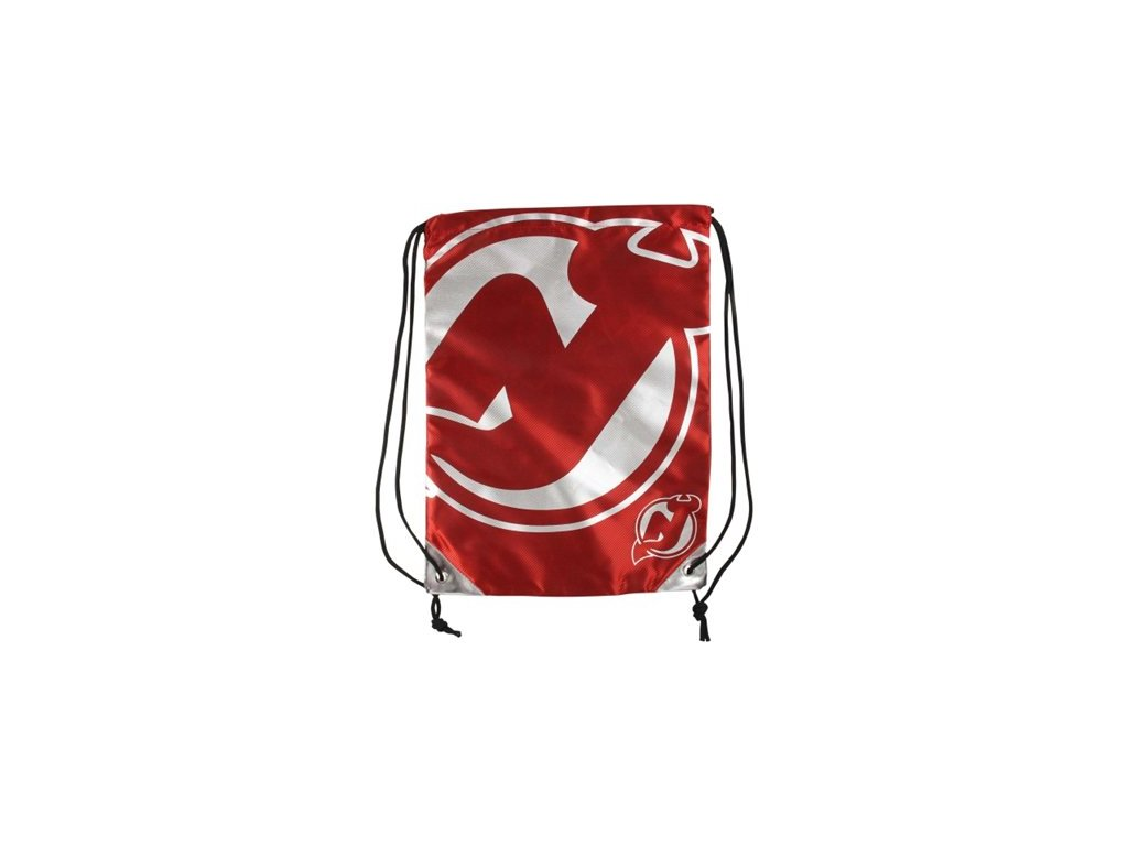 NHL vak New Jersey Devils Metallic Drawstring