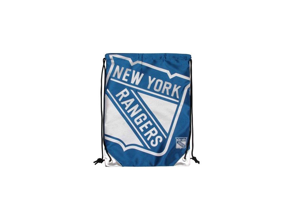 NHL vak New York Rangers Metallic Drawstring
