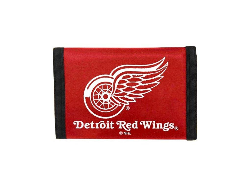 Peněženka - Nylon Trifold - Detroit Red Wings