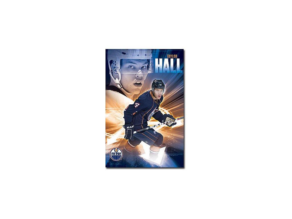 Plakát - Edmonton Oilers Taylor Hall
