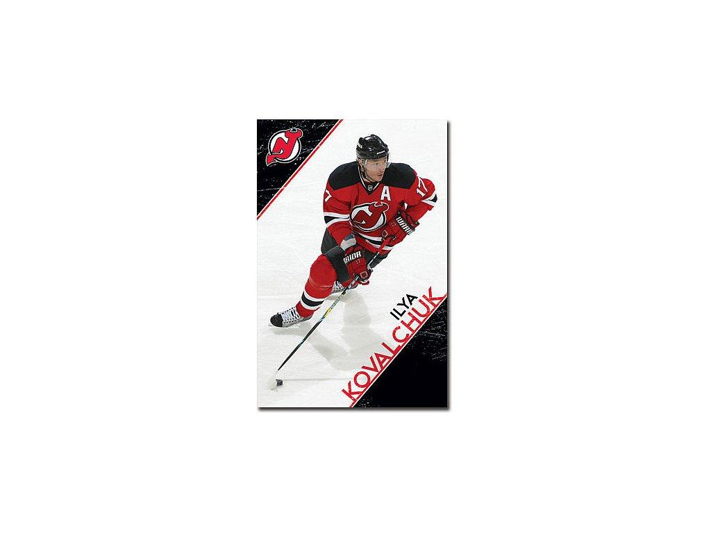 Plakát - New Jersey Devils Ilya Kovalchuk