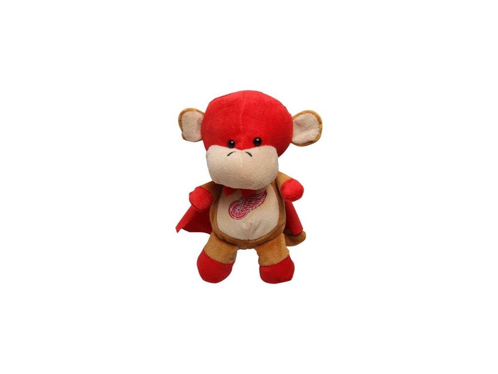 Plyšový superhrdina Detroit Red Wings - Opice