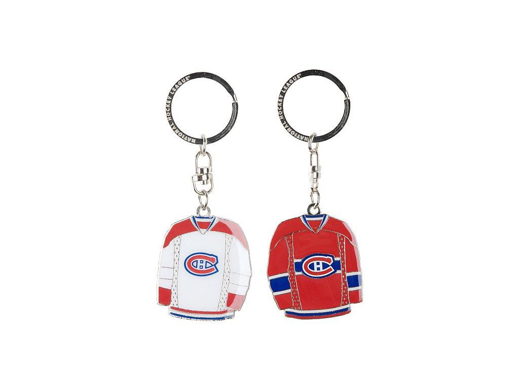 Přívěšek - Jersey - Montreal Canadiens - 2 kusy