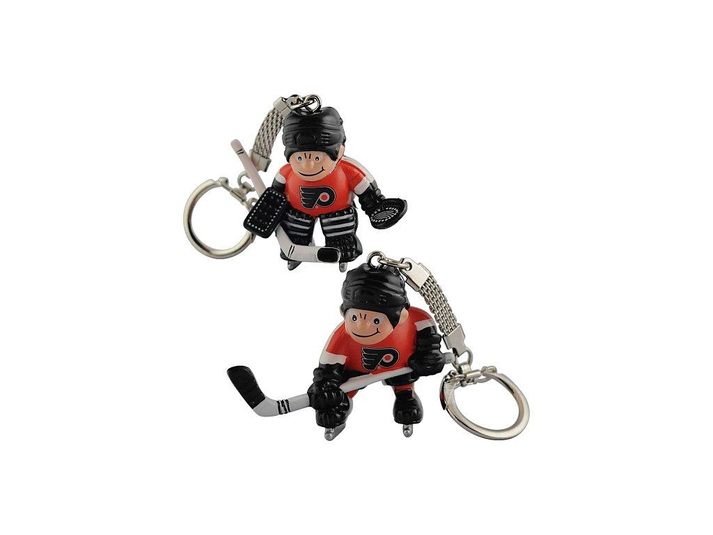 Přívěšek - Mini Players - Philadelphia Flyers - 2 kusy