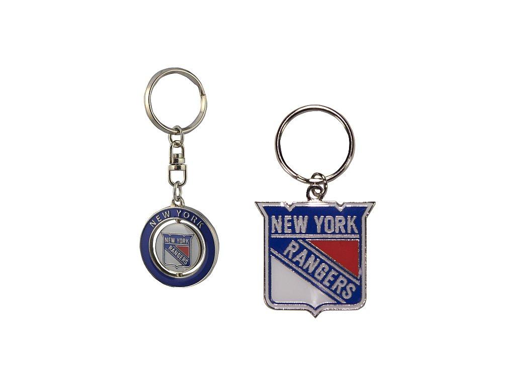 Přívěšek - New York Rangers - 2 kusy