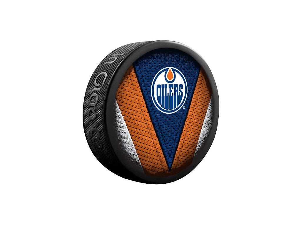 Puk Edmonton Oilers Stitch