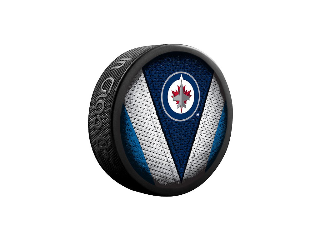 Puk Winnipeg Jets Stitch