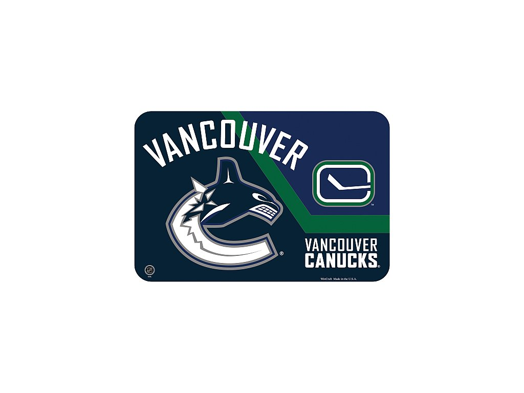 Rohožka - 50 x 75 - Vancouver Canucks