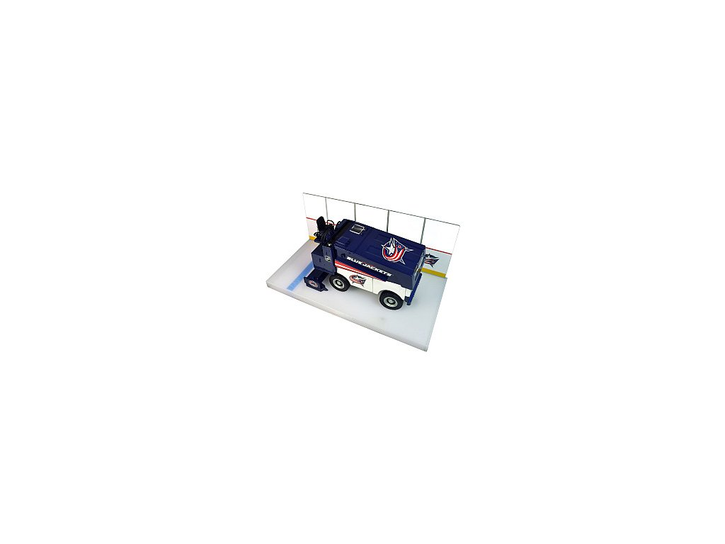 Rolba - 1 : 25 Scale Replica Zamboni - Columbus Blue Jackets