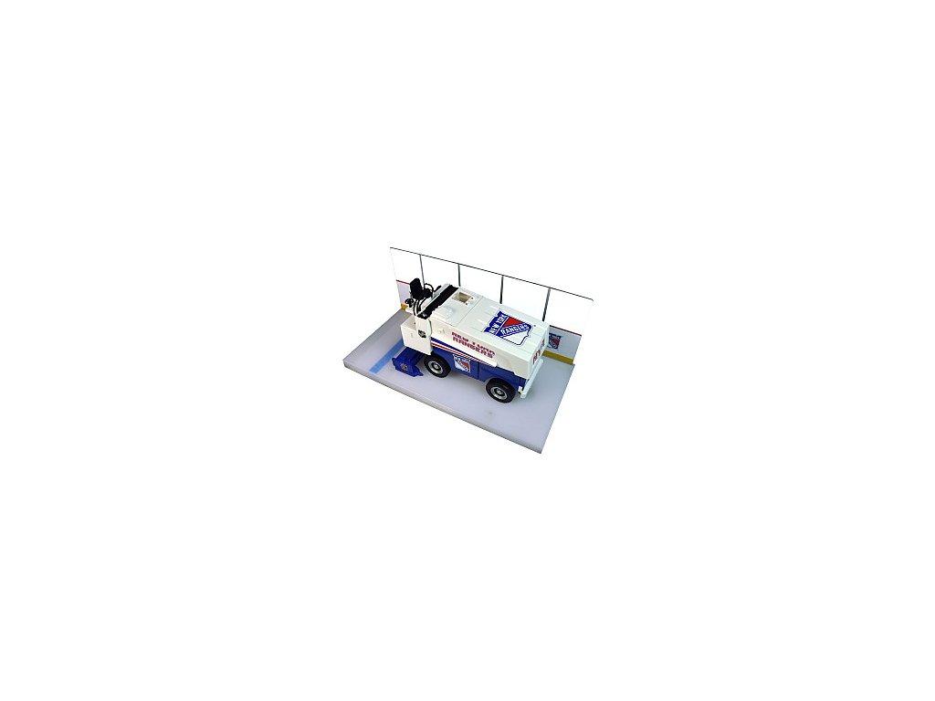 Rolba - 1 : 25 Scale Replica Zamboni - New York Rangers