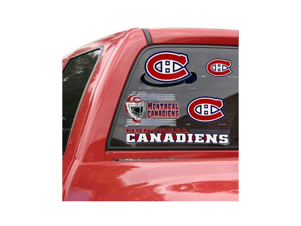 Samolepky - Montreal Canadiens