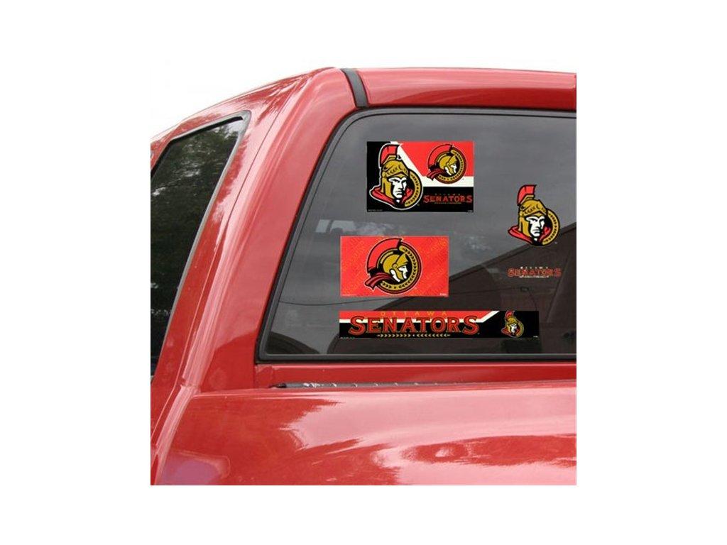Samolepky - Ottawa Senators