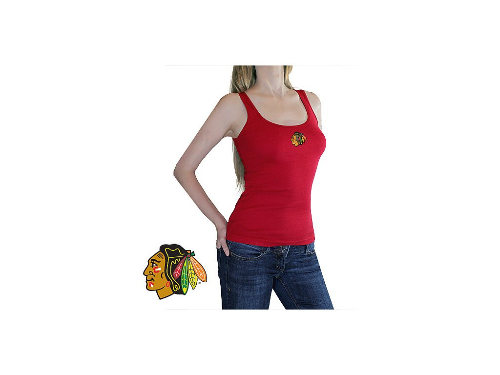 Top - Tank - Chicago Blackhawks