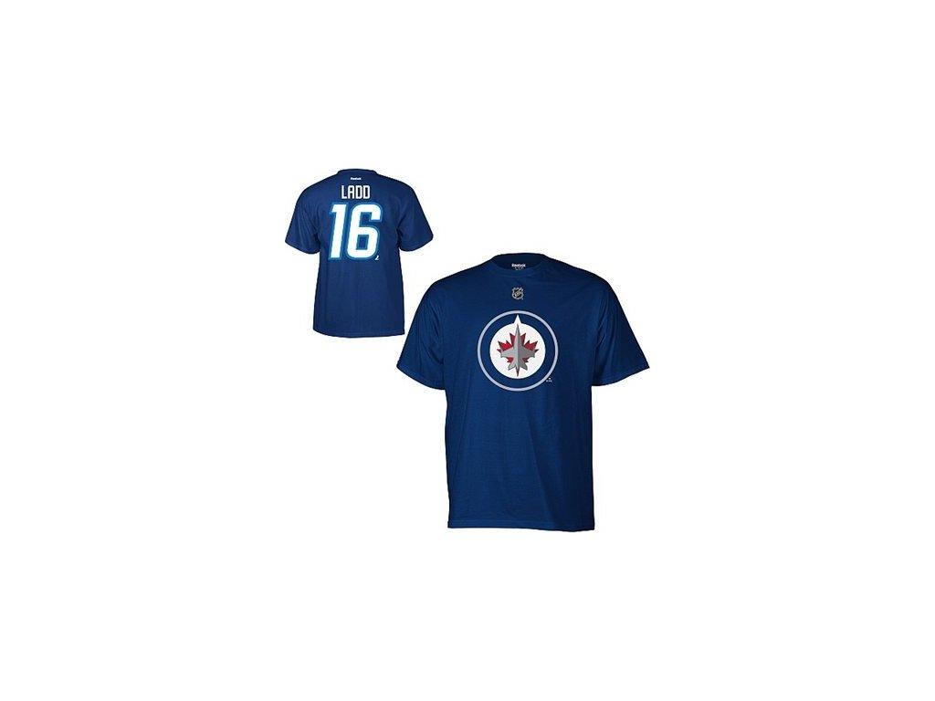 Tričko - #16 - Andrew Ladd - Winnipeg Jets