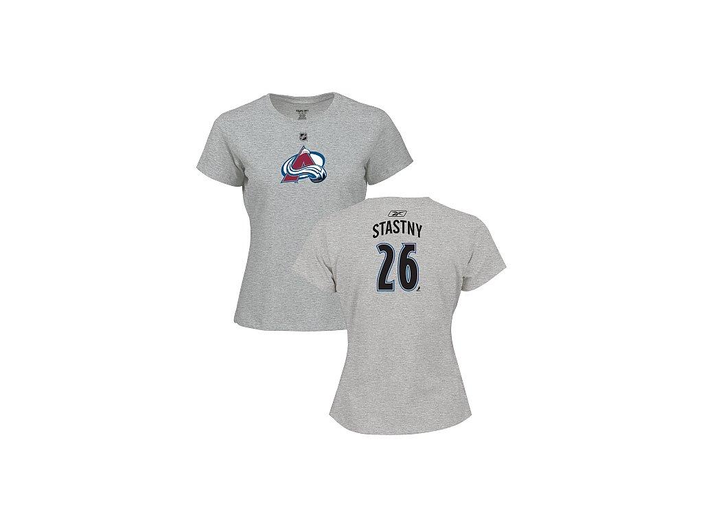 Tričko - #26 - Paul Stastny - Colorado Avalanche - dámské