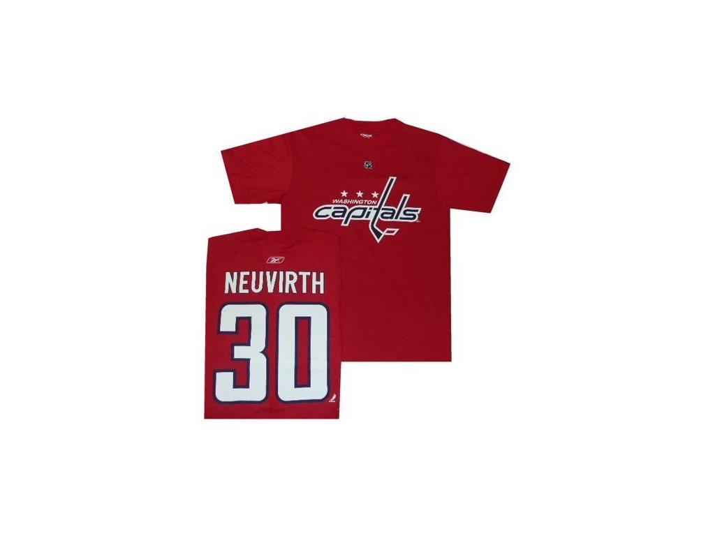 Tričko - #30 - Michal Neuvirth - Washington Capitals