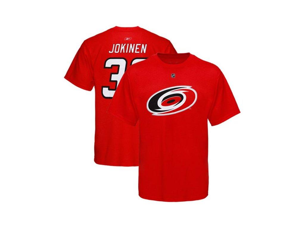 Tričko - #36 Jussi Jokinen - Carolina Hurricanes