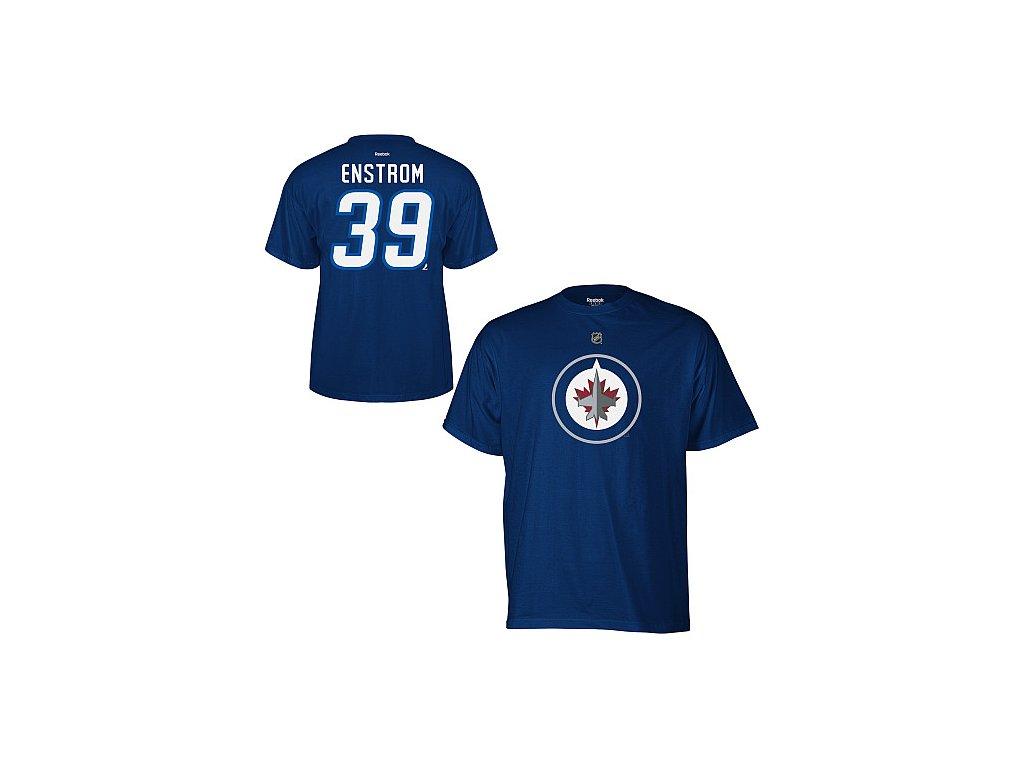 Tričko - #39 - Tobias Enstrom - Winnipeg Jets