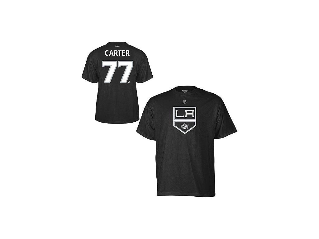 Tričko - #77 - Jeff Carter - Los Angeles Kings