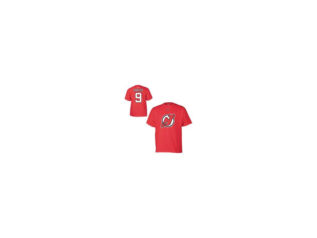 Tričko - #9 - Zach Parise - New Jersey Devils