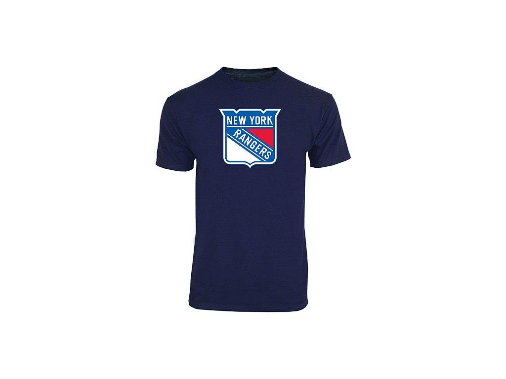 Tričko - Big Logo - New York Rangers - dětské