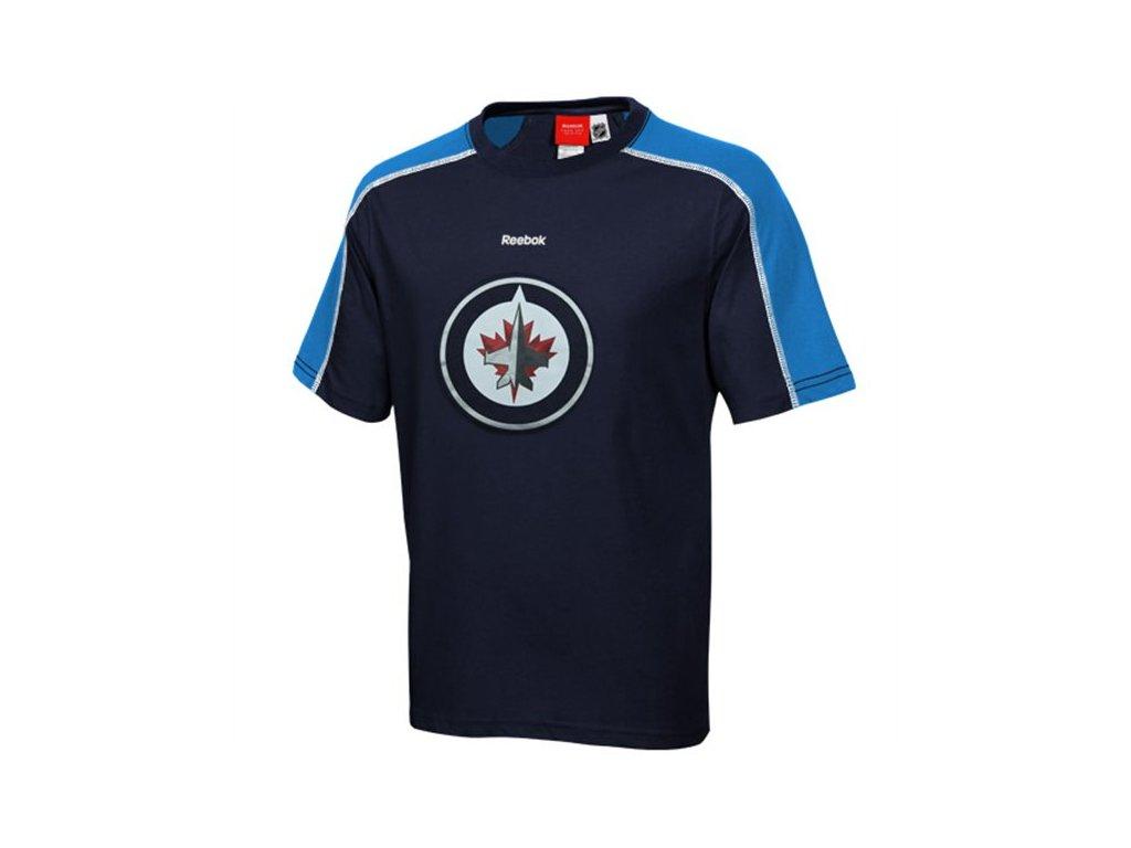 Tričko - Faceoff Team Jersey - Winnipeg Jets