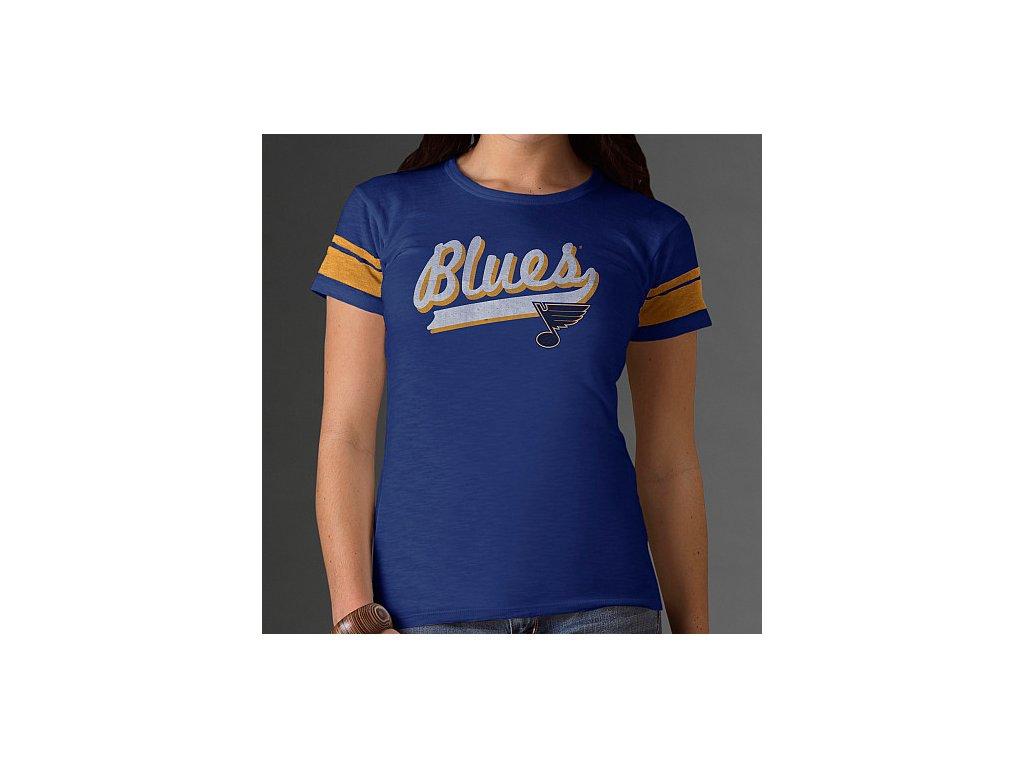 Tričko - Game Time - St. Louis Blues - dámské
