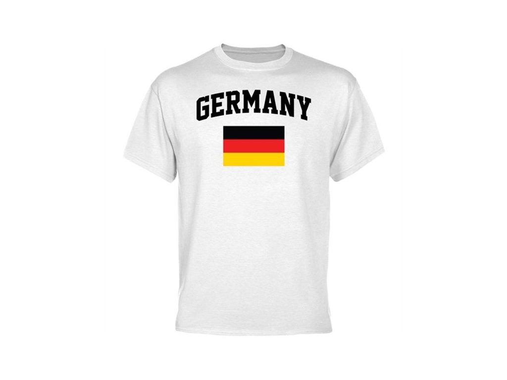 Tričko - Germany Flag