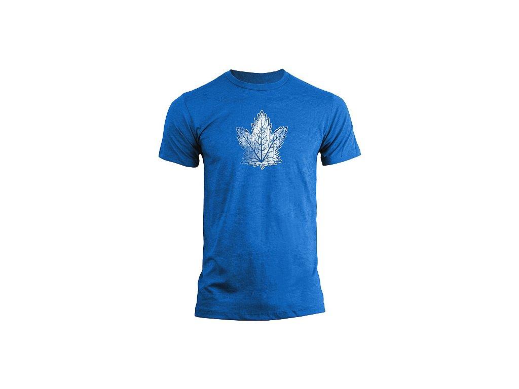 Tričko - Heathered - Toronto Maple Leafs