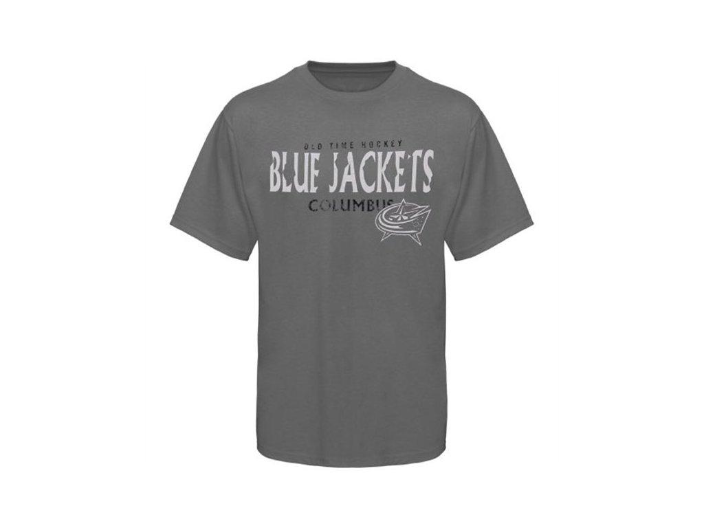Tričko - Charcoal St. Croix- Columbus Blue Jackets