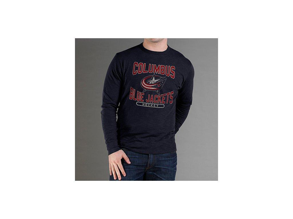 Tričko - Logo Scrum - Columbus Blue Jackets