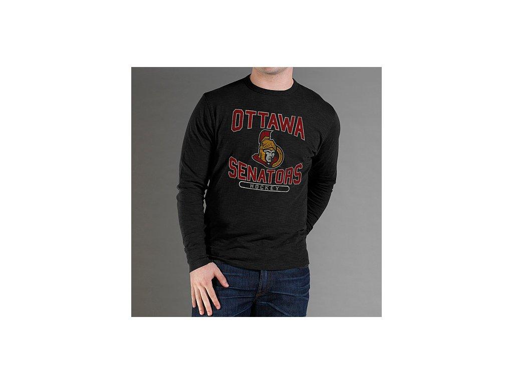 Tričko - Logo Scrum - Ottawa Senators