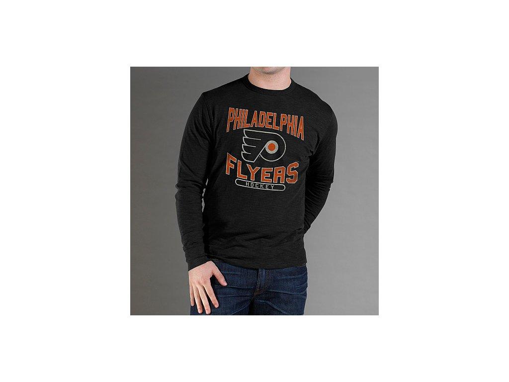 Tričko - Logo Scrum - Philadelphia Flyers