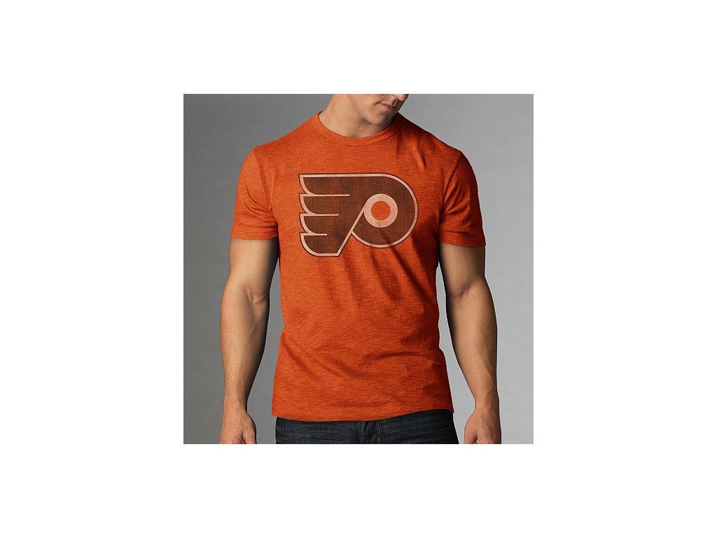 Tričko - Logo Scrum II. - Philadelphia Flyers