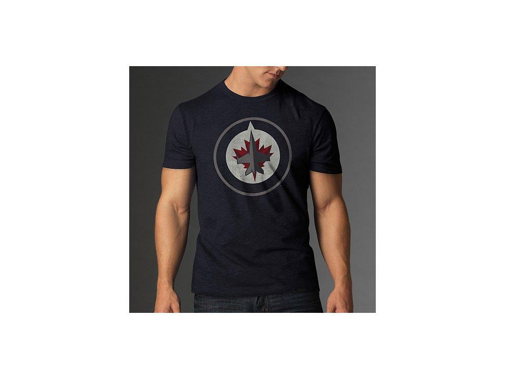 Tričko - Logo Scrum II. - Winnipeg Jets