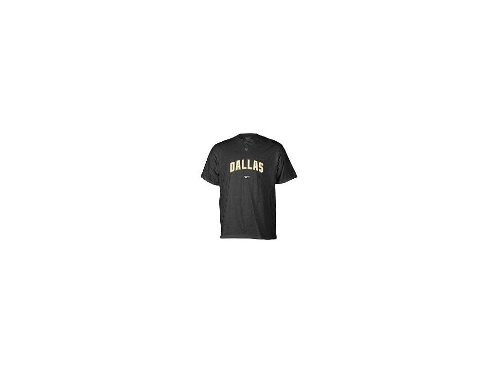 Tričko - Primary Logo - Dallas Stars - černé