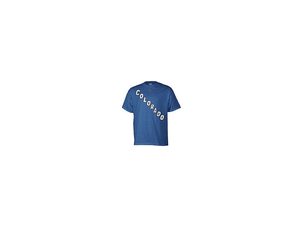 Tričko - Third Logo - Colorado Avalanche