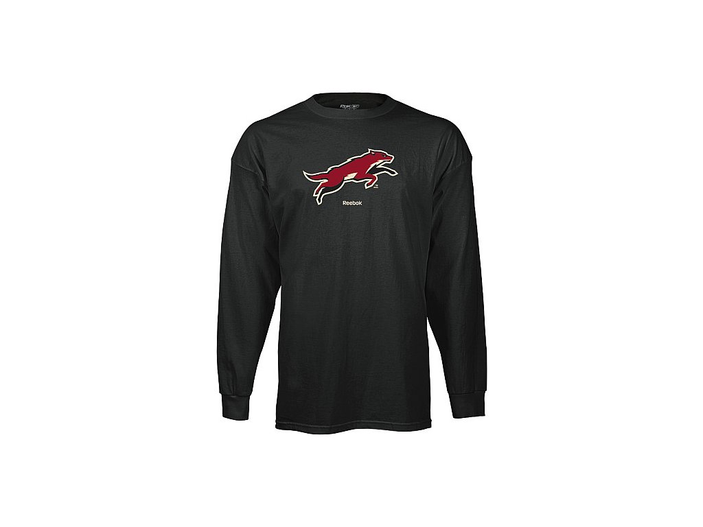 Tričko - Third Logo - Arizona Coyotes (Phoenix Coyotes) - dlouhý rukáv