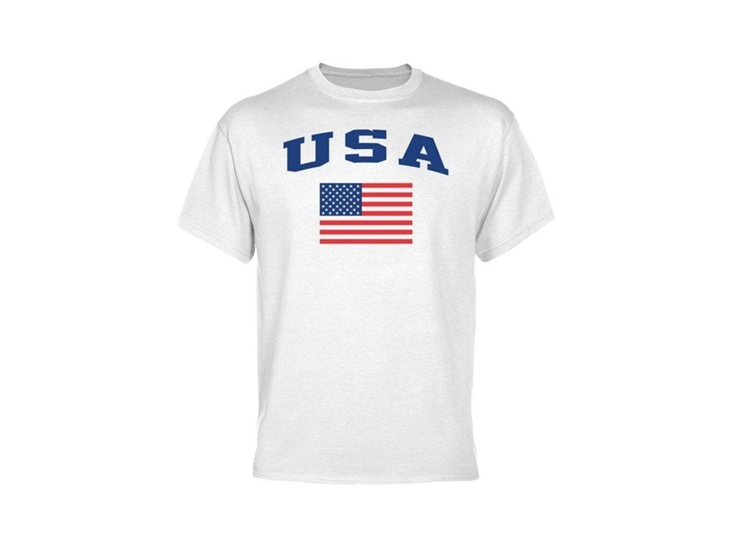 Tričko - USA Flag
