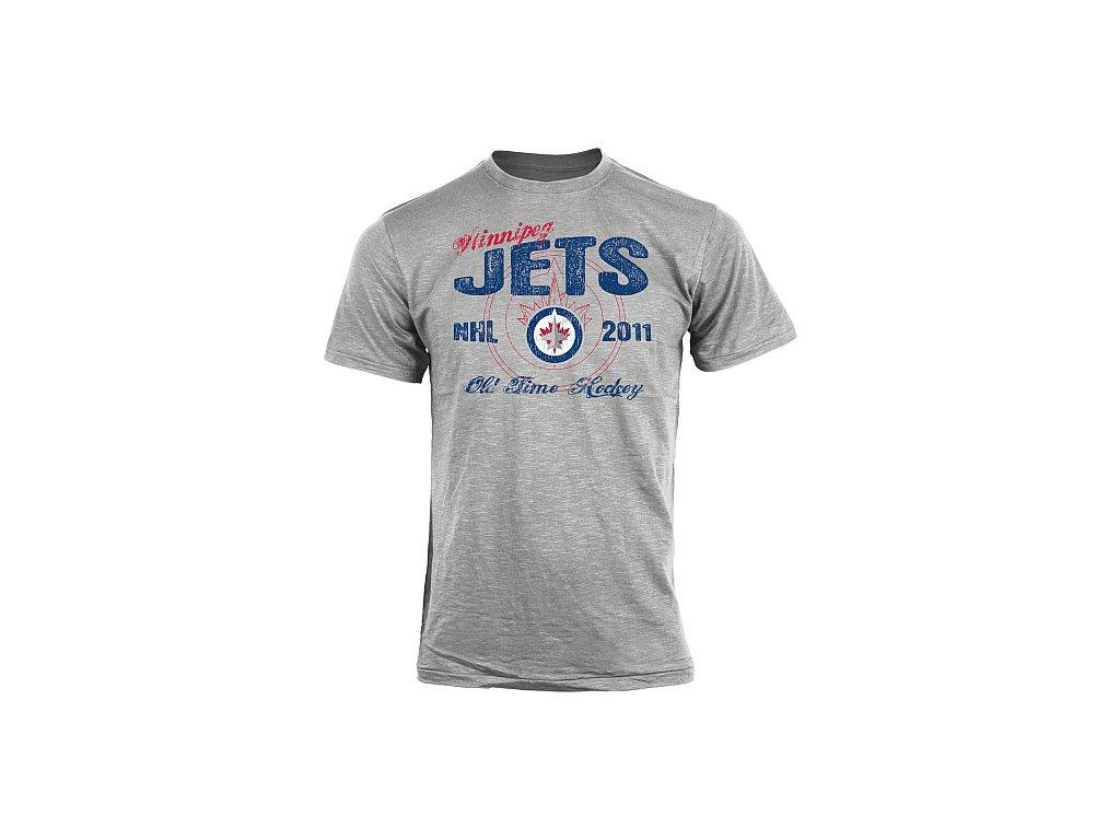 Tričko - Wrenched Slub - Winnipeg Jets