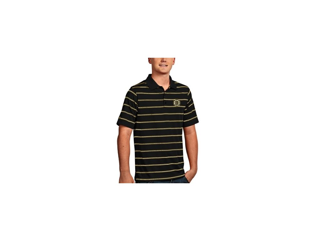 Tričko Boston Bruins Deluxe Polo