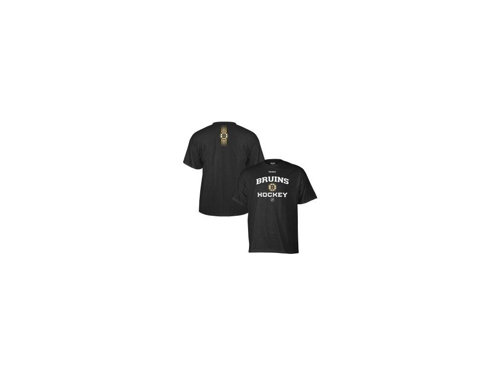 Tričko Boston Bruins Primary Logo (2) - černé