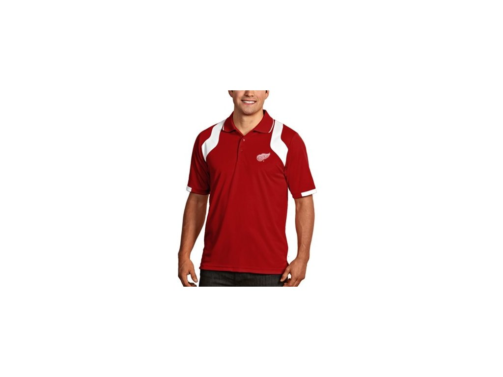 Tričko Detroit Red Wings Fusion Polo