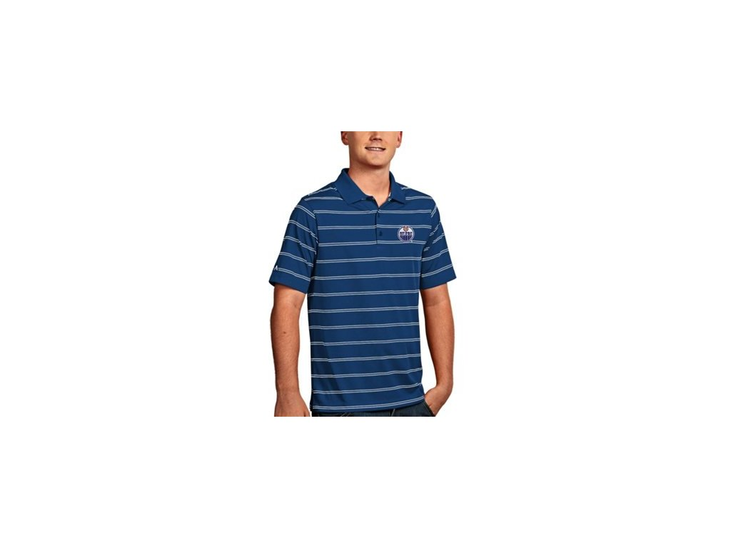 Tričko Edmonton Oilers Deluxe Polo